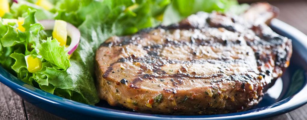 Delicious Pork Chops